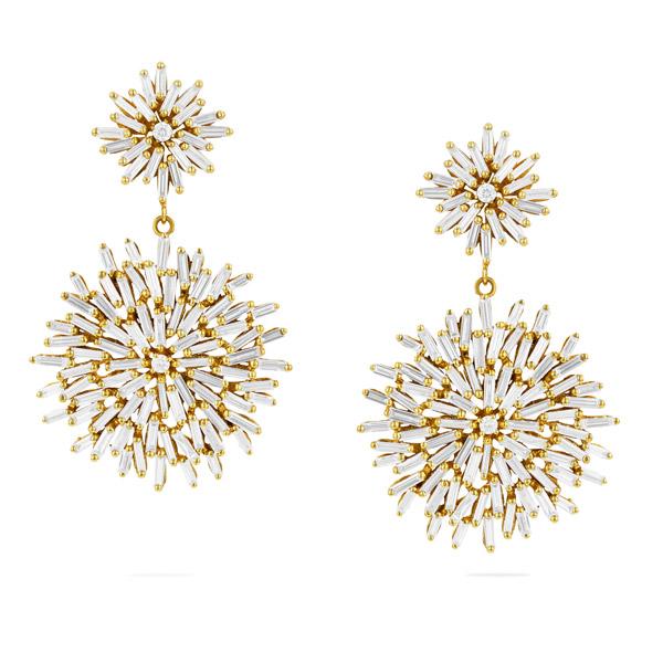 Suzanne Kalan Fireworks earrings