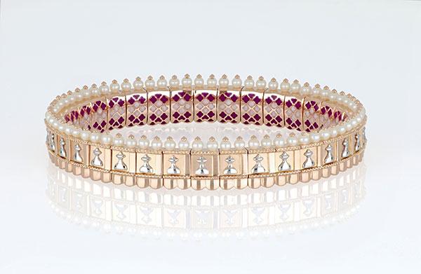 Tariq Riaz bracelet