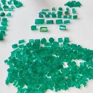 Afghan emeralds
