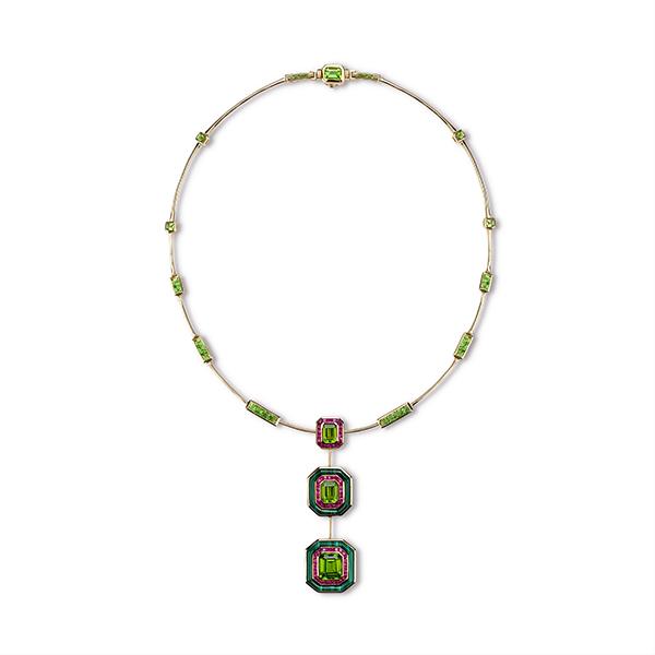 Annoushka x Fuli Gemstones choker and pendant
