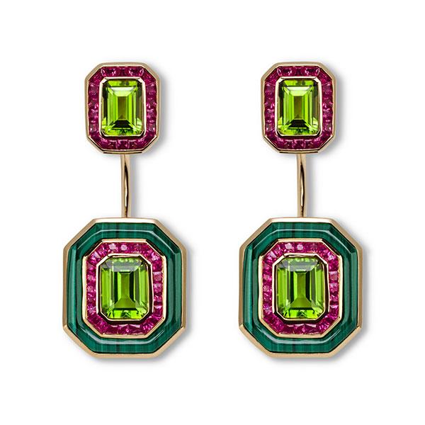 Annoushka x Fuli Gemstones earrings