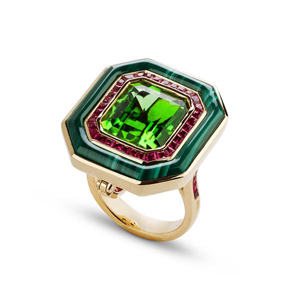 Annoushka x Fuli Gemstones ring