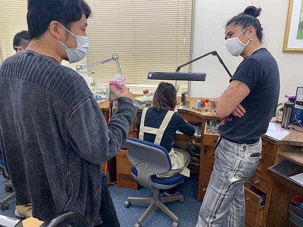 George Root Japan Atelier