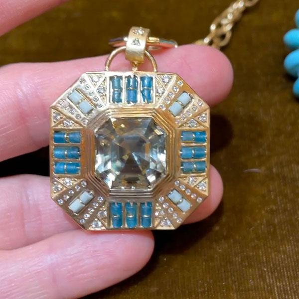 Harwell Godfrey pendant