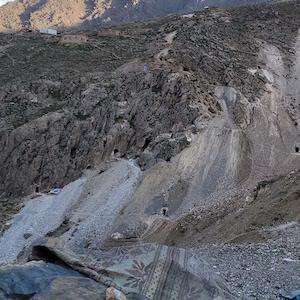 Khenj emerald mines