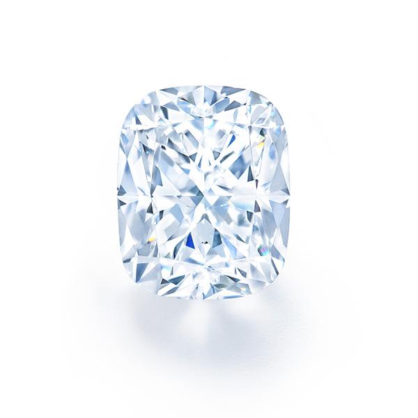 Kwiat Cushion diamond