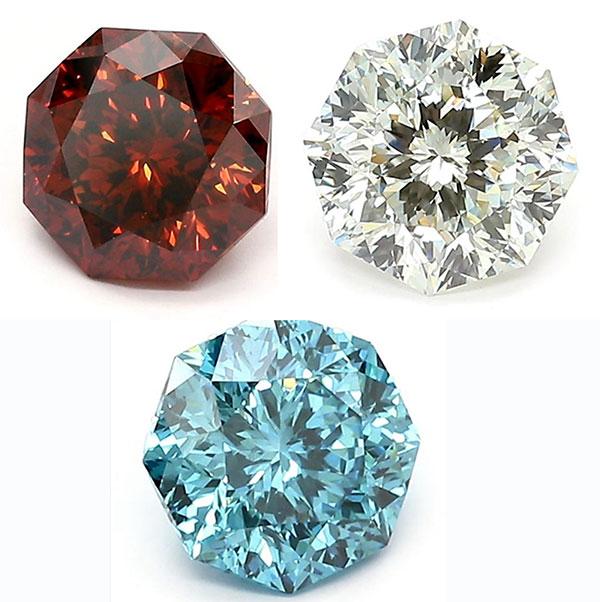 Made by Man diamonds