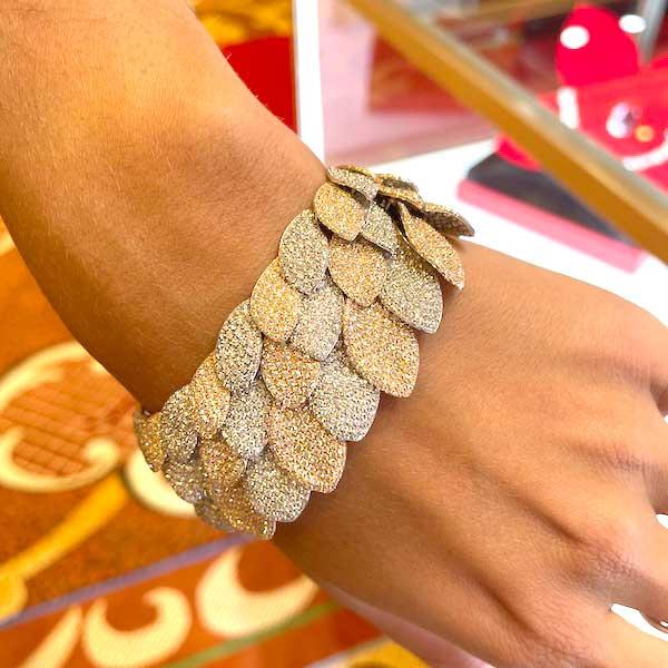 Pasquale bruni bracelet