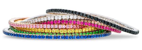 Roberto demeglio stretch bracelets