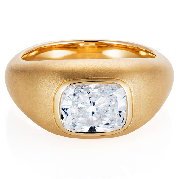 Thelma West engagement ring