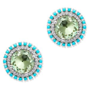 Anne Sisteron Kai earrings