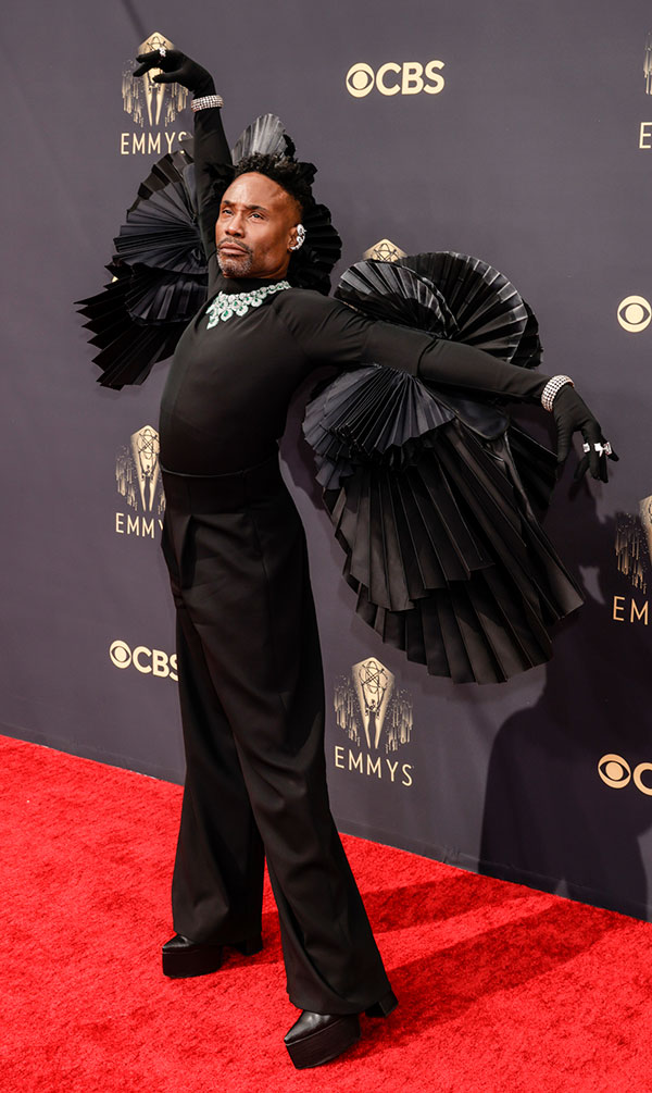 Billy Porter 2021 Emmys