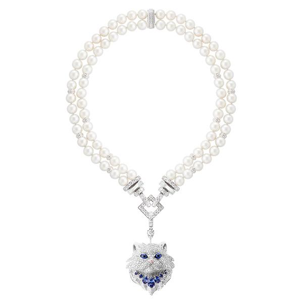 Boucheron Wladimir necklace