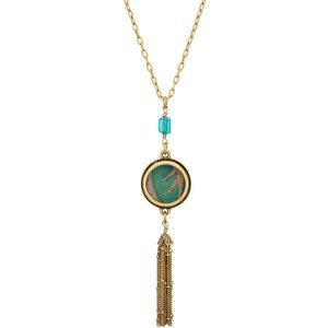 Ceci Leibovitz Callista tassel necklace