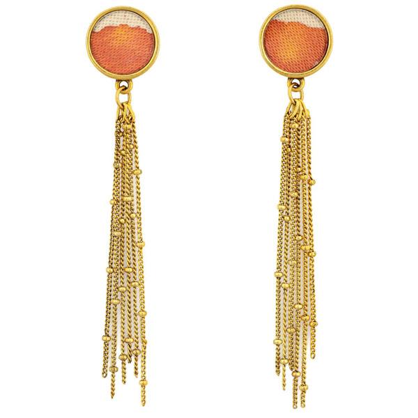Ceci Leibovitz Felicity tassel earrings