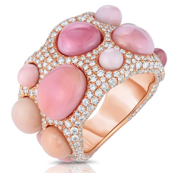 Cicada Jewelry conch ring