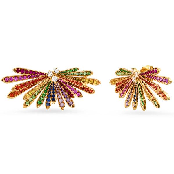 Colette multicolor earrings