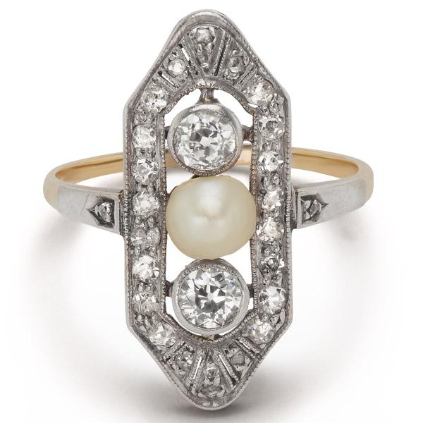 Devereux Daphne ring