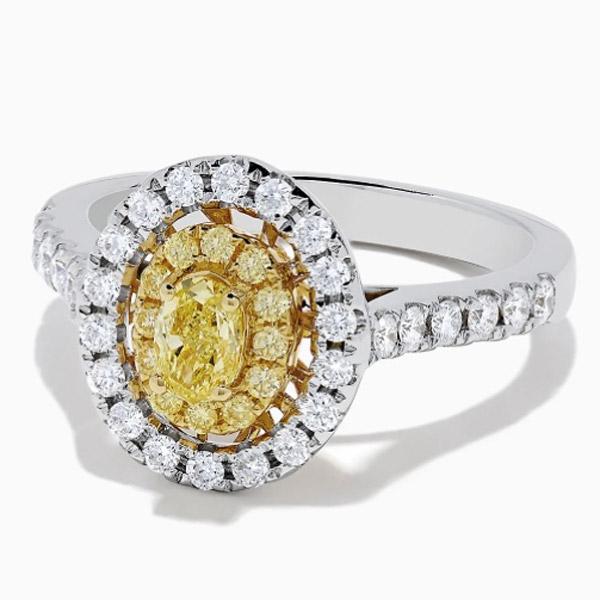 Effy diamond engagement ring