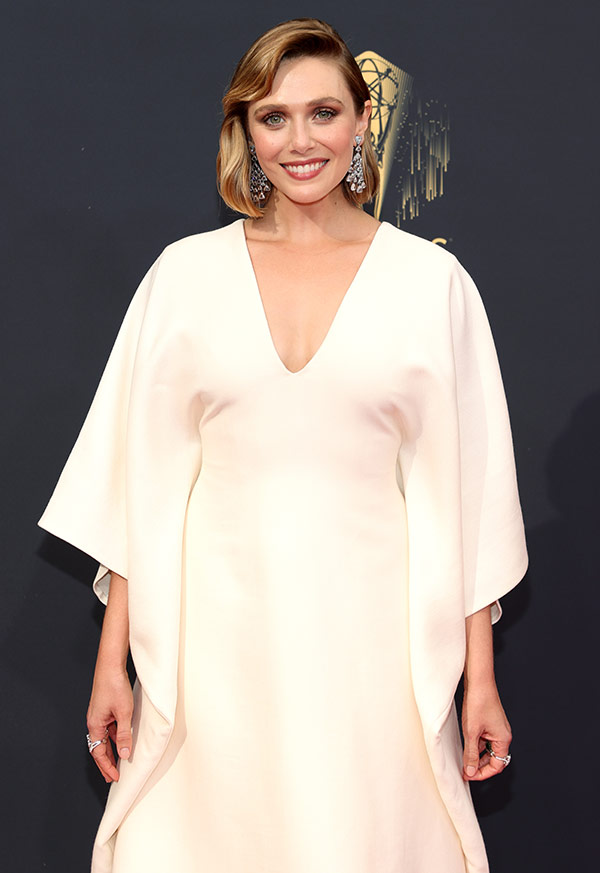 Elizabeth Olsen 2021 Emmys