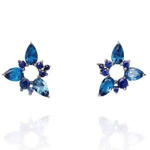 Fernando Jorge Electric Spark earrings