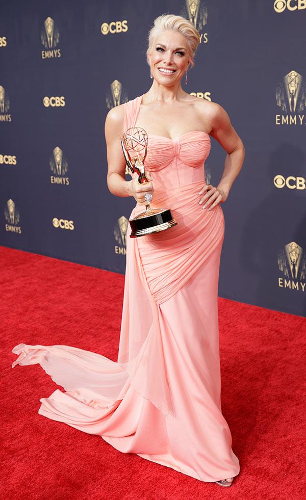 Hannah Waddingham 2021 Emmys