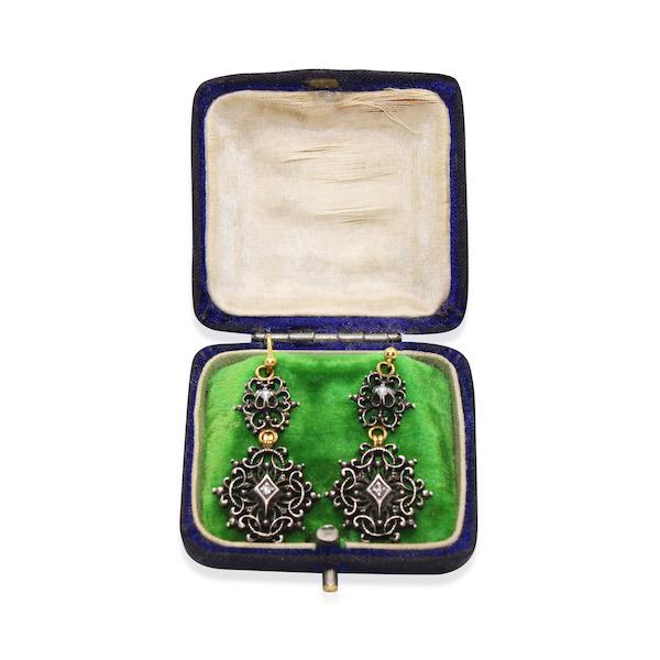 Humphrey Butler earrings