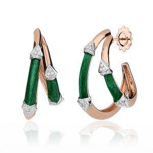 JJewels Milano Demetra earrings