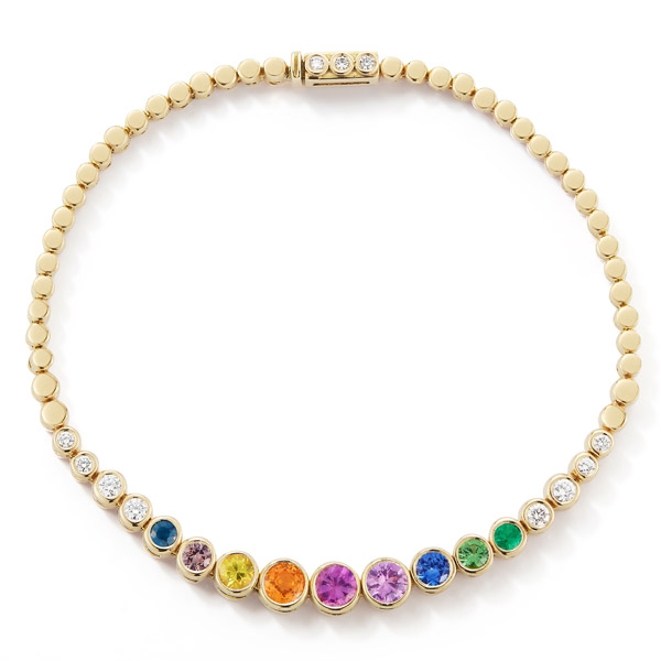 Jemma Wynne sapphire necklace