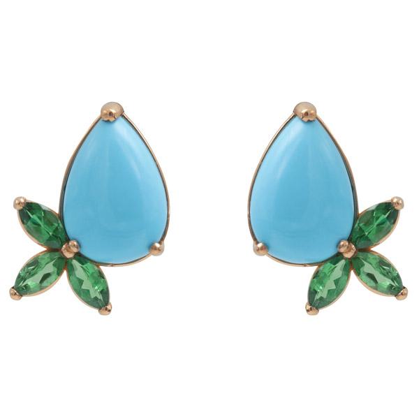 Joana Salazar Drops of Joy earrings