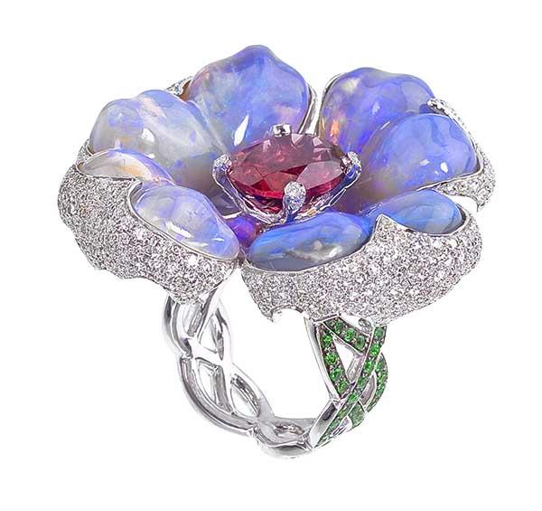 Katherine Jetter Poison Berry ring