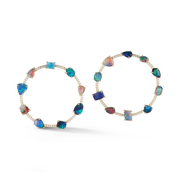 Katherine Jetter opal earrings