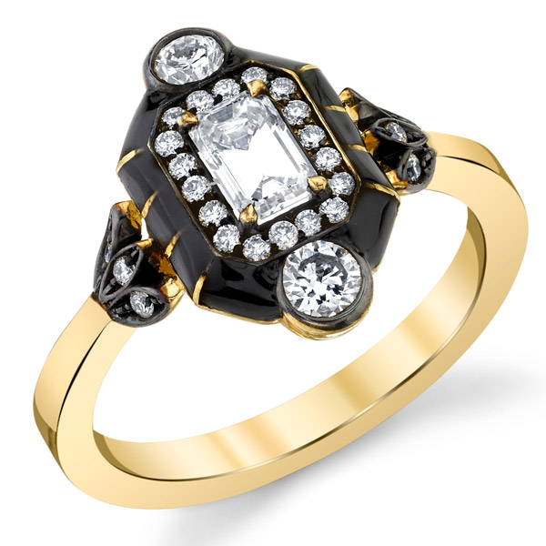 Lord Jewelry vintage style ring