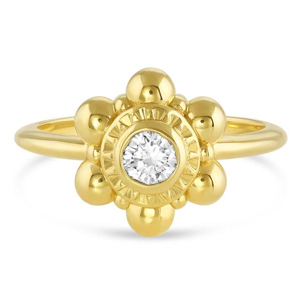 Mazahri diamond Bibi ring
