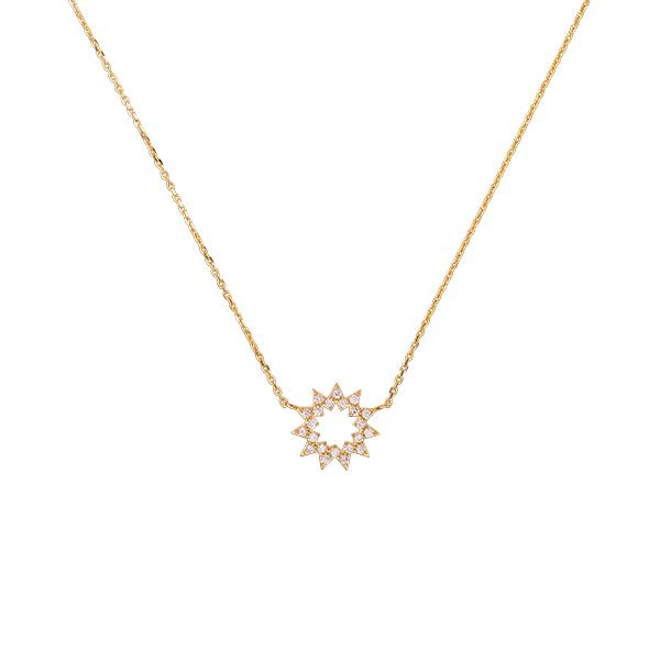 Monserrat Sol necklace