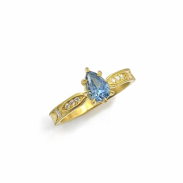 Original Eve Berkshire engagement ring