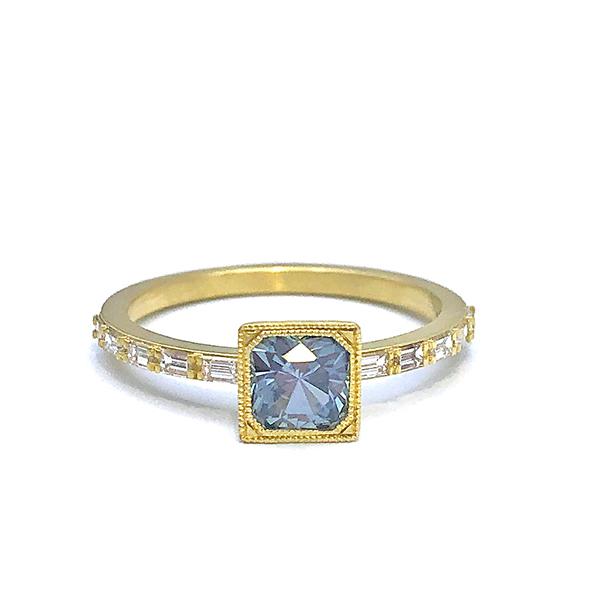 Original Eve West Side engagement ring