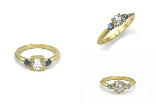 Original eve kingsley rings