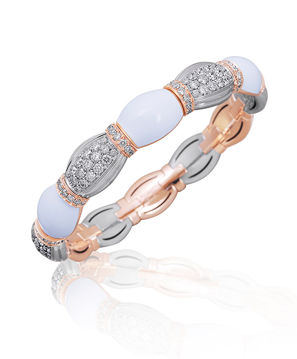 Picchiotti XPandable Glee white ceramic bracelet