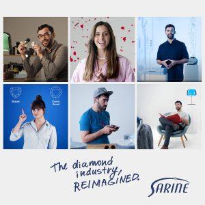 Sarine TechTok campaign image
