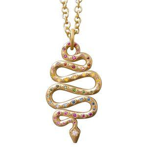 Shakti Ellenwood Rainbow Serpent