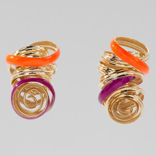 Sole Studio Cocoon earrings