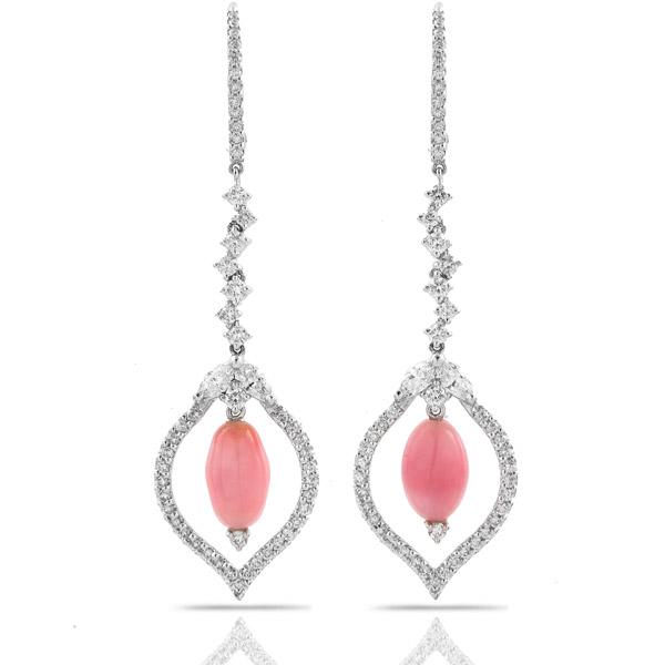 Tara Pearls conch earrings
