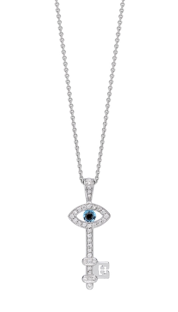 Theo Fennell key pendant