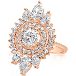 Veronica Carrillo engagement ring