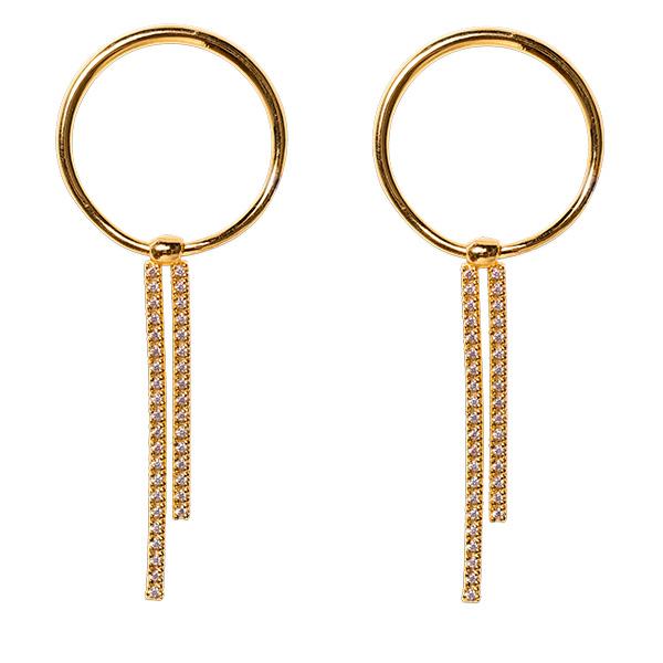 Monserrat Salamanca earrings