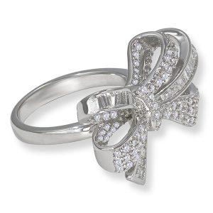 Anna Zuckerman olivia bow ring