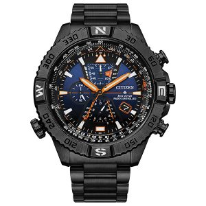 """In conjunction with the """"Purposeful Power"""" campaign launch, Citizen is releasing a pilot's watch from its Promaster series: The Limited Edition Navihawk."""