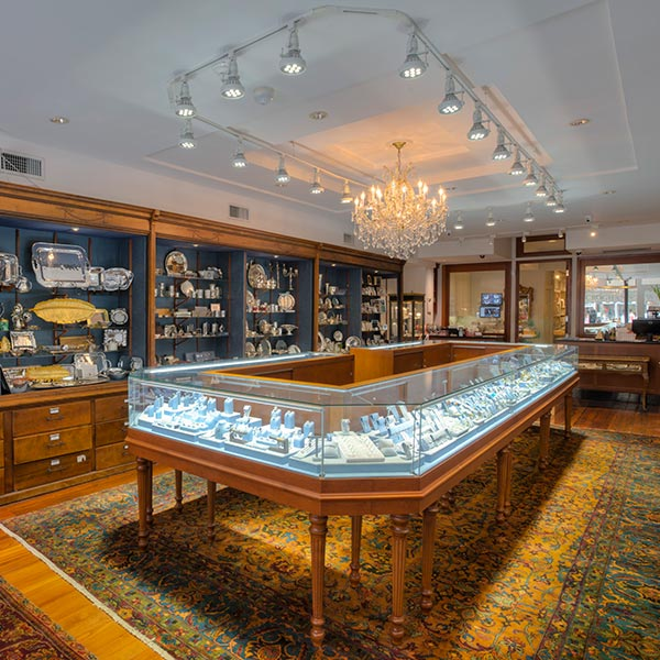 Croghan's Jewel Box boasts a 100-plus year history of helping couples, friends, and families find the perfect gifts.