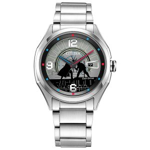 """""""The Duel"""" is one of Citizen's newest designer in its larger Star Wars timepiece collection featuring iconic characters from the films."""
